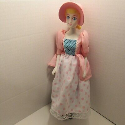 DISNEY Toy Story LITTLE BO PEEP DOLL With Pants & Dress, 11