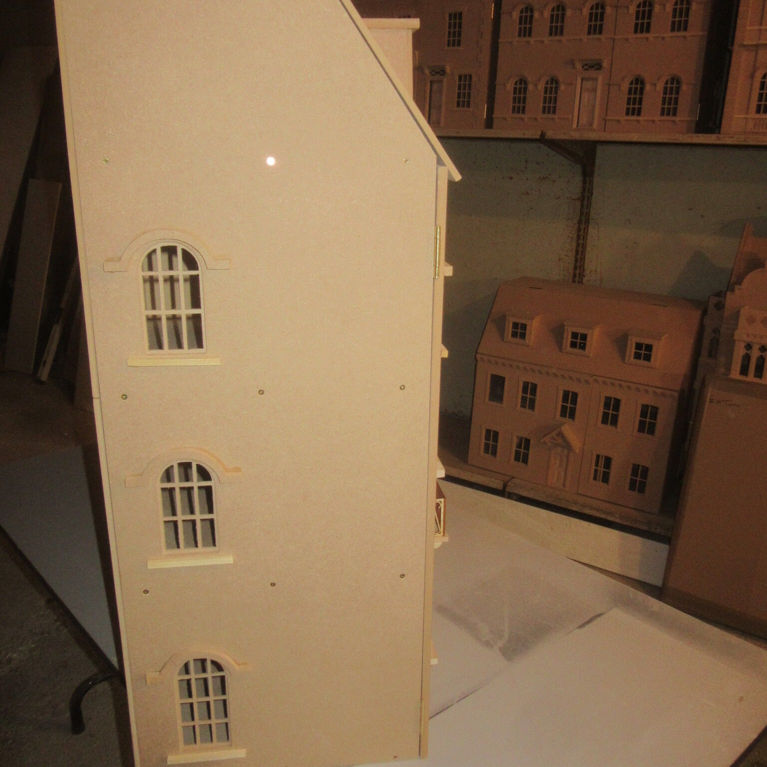 a dolls house act one Return from daycare act 1 helmer, nora's husband, appears to be working in a room nearby he speaks up when he heard the commotion outside his door nora.