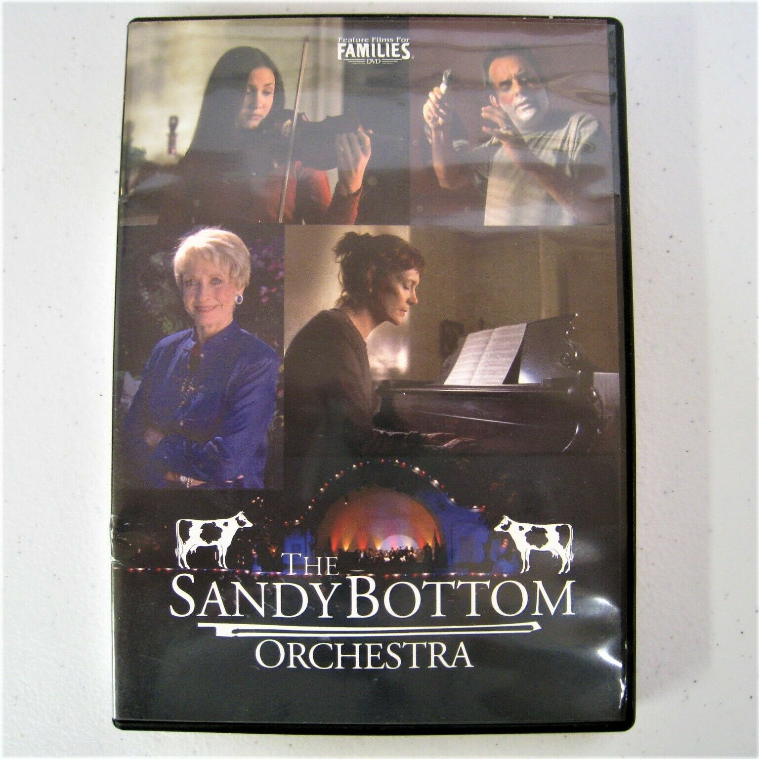 The Sandy Bottom Orchestra (VHS, 2002)