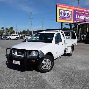 2010 NISSAN NAVARA 4X4 TURBO DIESEL UTE Merrimac Gold Coast City Preview