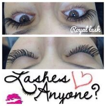 Individual eyelash extensions $90 3D volume $110 Carindale Brisbane South East Preview