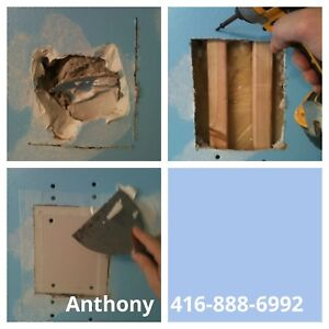 DRYWALL INSTALLATION AND REPAIR 416-888-6992