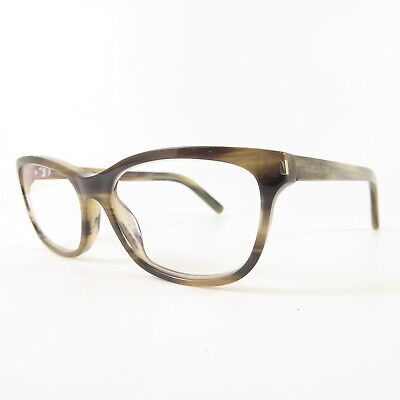 Yves Saint Laurent SL 12 Full Rim F8483 Used Eyeglasses Frames - Eyewear