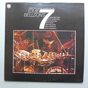 """LP/ Louie Bellson's 7 - Live at the concord summer festival / US - France - État : Occasion : Objet ayant été utilisé. Consulter la description du vendeur pour avoir plus de détails sur les éventuelles imperfections. Commentaires du vendeur : """"voir description dans l'annonce"""" - France"""