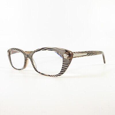 Versace 3150 Full Rim F8659 Used Eyeglasses Frames - Eyewear