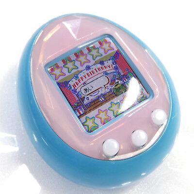 Rare Tamagotchi iD Milky Blue No Box Bandai Japan