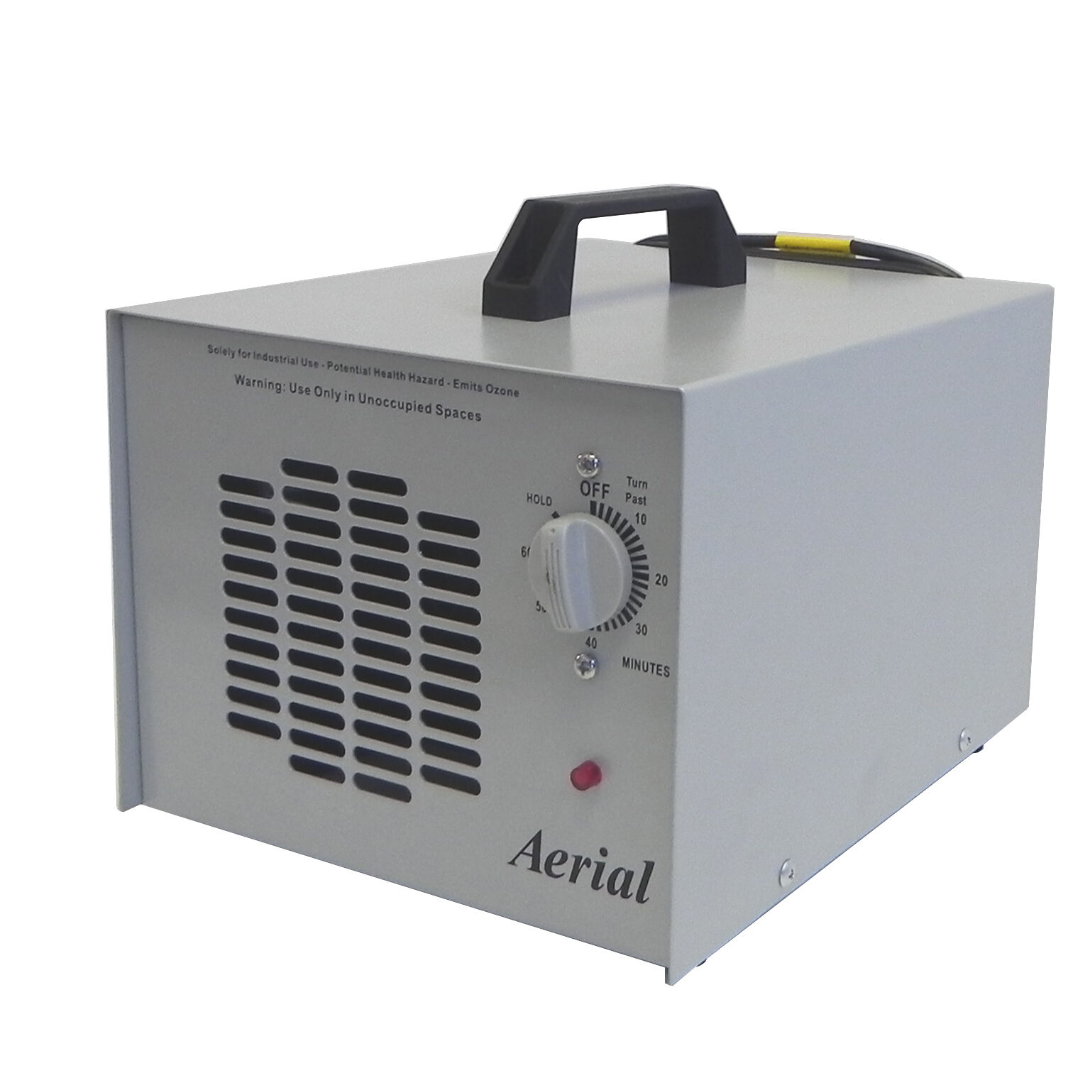 Aerial Commercial Industrial Air Purifier Ozone Generator Cleaner Overstocked