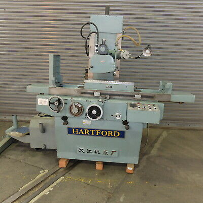 8 X 24 Hartford 3 Axis Automatic Surface Grinder