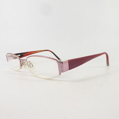 Face Stockholm Fearless 2 Semi-Rimless W6968 Used Eyeglasses Frames - Eyewear