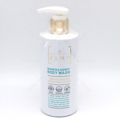 [ZEMU] Manuka Honey Body wash 300g / 10.58oz with Manuka Honey K-beauty
