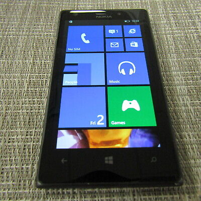 NOKIA LUMIA 925 - (AT&T) CLEAN ESN, WORKS, PLEASE READ!! 30629