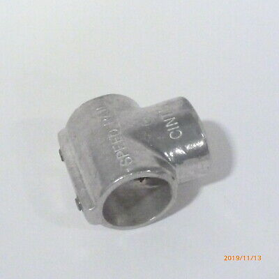 8 Pack Tee-E Aluminum Alloy Pipe Rail Fitting 1-1//4 Inch Pipe Hollaender