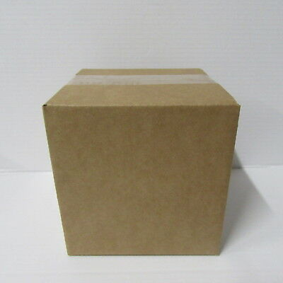 1  x  small  CARDBOARD BOXES PACKAGING  POSTAL BUNDLE OF BOXES  6 x 6 x 6 inch