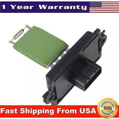 A/C Blower Motor Resistor for Jeep Commander Grand Cherokee 2005-2006 - Jeep Blower Motor Resistor