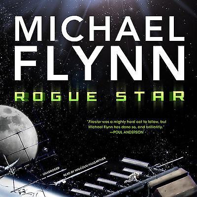 The Firestar Saga  Rogue Star By Michael Flynn  2012  Cd  Unabridged