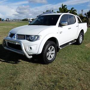 2011 Mitsubishi Triton GLXR **EASY WEEKLY PAYMENTS AVAILABLE** Merrimac Gold Coast City Preview