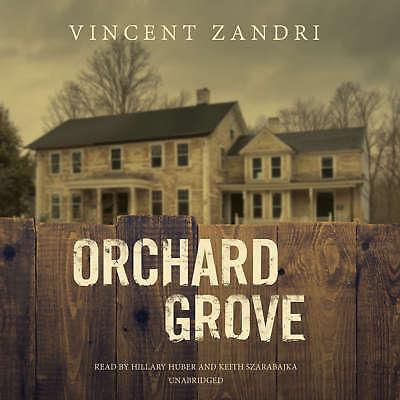 Orchard Grove By Vincent Zandri 2016 Unabridged Cd 9781504665827