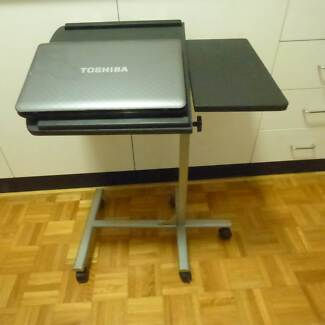 Adjustible Laptop; netbook;tablet; music;drawing or food tray mob