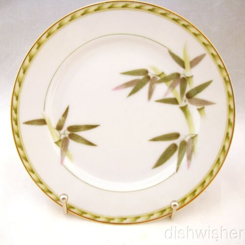 """Aladdin BAMBOO Occupied Japan Bread & Butter Plate(s) 6 1/2"""" EXCELLENT"""