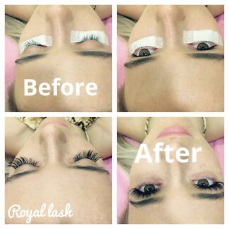 Eyelash extension training  Carindale Brisbane South East Preview