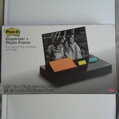 Dispenserphoto Frame For Post-it Pop-up Notes And Flags Post-it Brand