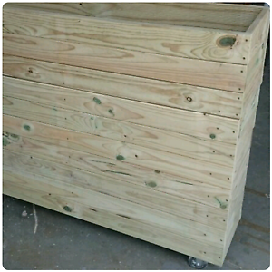 Planter Box Planter Box Barrier Screen Stapylton Gold Coast North Preview