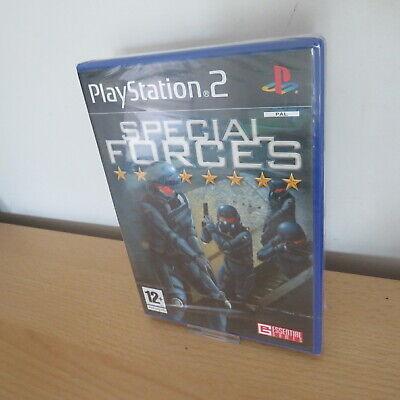 Especial Forces Pal sony PLAYSTATION 2 PS2 Nuevo Precintado