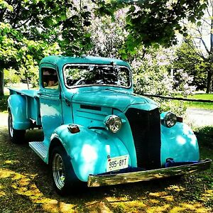 1937 Chevy Maple Leaf  Pick up Truck