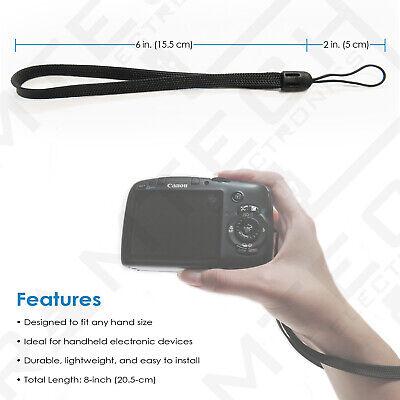 Universal Hand/Wrist Strap for Sony Cyber-Shot DSC Digital C