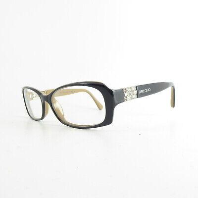 Jimmy Choo JC 45 Full Rim U8682 Used Eyeglasses Frames - Eyewear