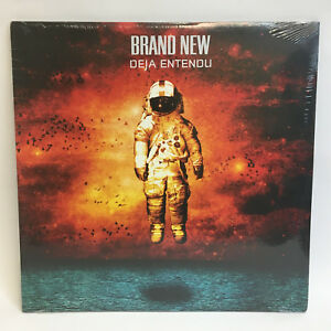 Brand New - Deja Entendu 2 X 180 Gram Vinyl LP Record