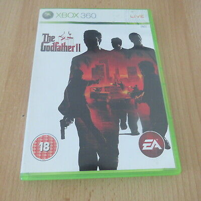 The Godfather II  Microsoft Xbox 360, pal