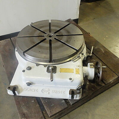 23-58 Sip Rotary Table Model Pd 7