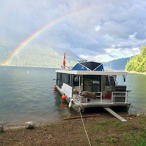 47' houseboat