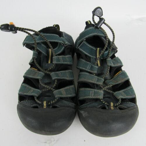 Keen 5 sandales femmes vert & gris chaussures randonnée imperméables