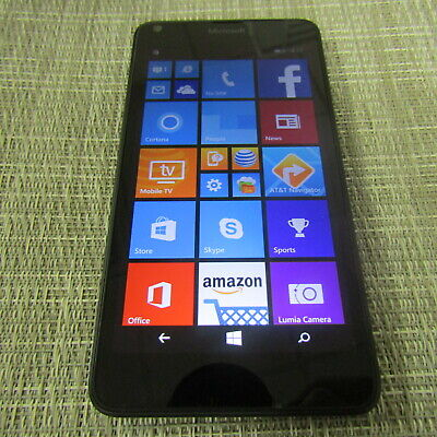 NOKIA LUMIA 640 - (AT&T) CLEAN ESN, WORKS, PLEASE READ!! 34910