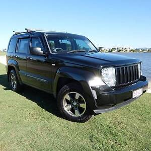 2009 Jeep Cherokee Wagon **EASY WEEKLY PAYMENTS AVAILABLE** Merrimac Gold Coast City Preview