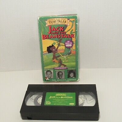 Happily Ever After Fairy Tales for Every Child, Jack And The Beanstalk, VHS (Happily Ever After Fairy Tales For Every Child)