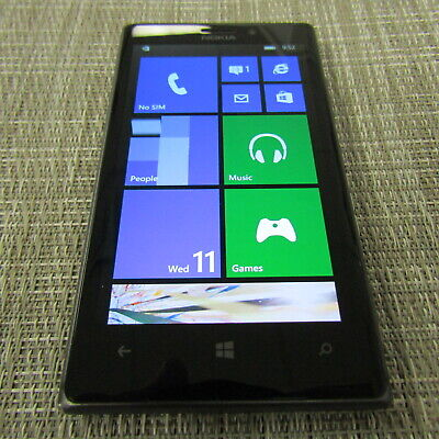 NOKIA LUMIA 925 - (AT&T) CLEAN ESN, WORKS, PLEASE READ!! 30638