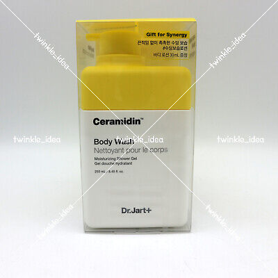 [Dr.Jart+] Ceramidin Body Wash 250ml / 8.45oz K-beauty with Body Lotion 30ml