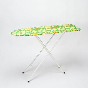 Ironing Board Lightweight Foldable Adjustable Table Wooden Top 42