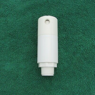 Vacuum Relief Valve For Hydroponics And Drip Irrigation Systems.