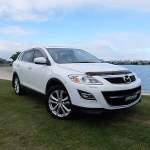 2012 Mazda CX-9 Grand Touring Luxury **EASY WEEKLY PAYMENTS** Merrimac Gold Coast City Preview