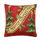 Red Decorative Cushions & Pillows
