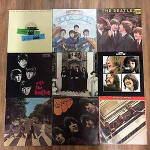 Vintage Records- The Beatles / Fleetwood Mac / Zappa / Kiss Brunswick Moreland Area Preview