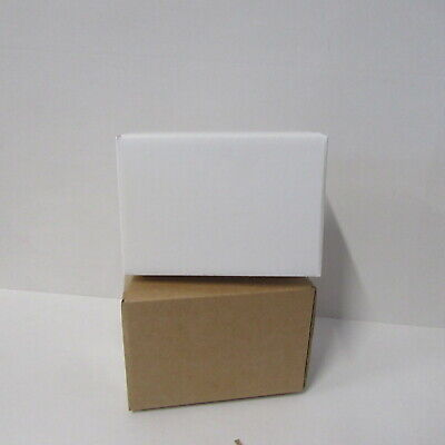 15  X .CARDBOARD BOXES POSTAL PACKAGING BOXES   6 X 3 X 4  INCH SMALL BOXES ~