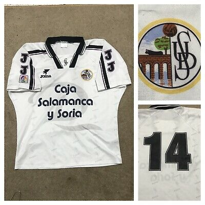 UD SALAMANCA camiseta Football Shirt 1995-1996 STINGA Soccer Jersey JOMA size S image