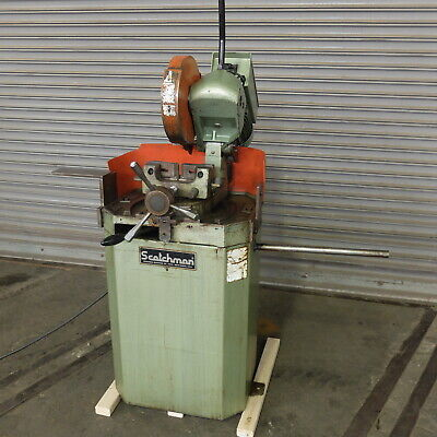 10.75 Scotchman Ferrous Cold Saw Model 275 Cpo New 1999