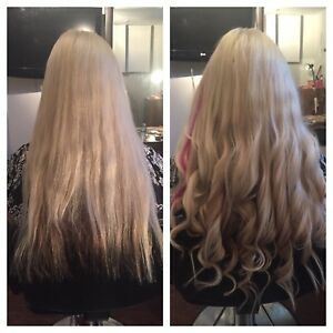 Discreet, reusable and affordable hair extensions!