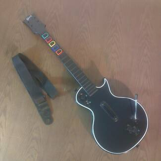 Playstation 3 PS3 GUITAR HERO wireless CONTROLLER - GIBSON Craigieburn Hume Area Preview